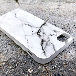 NWT WHITE Flexible Marble iPhone 7 or 7+ Case